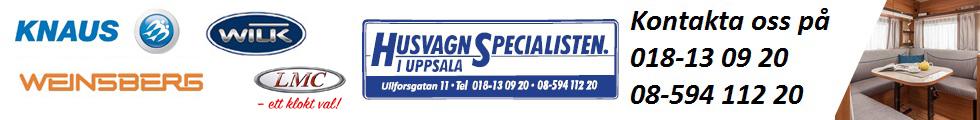 HusvagnSpecialisten i Uppsala